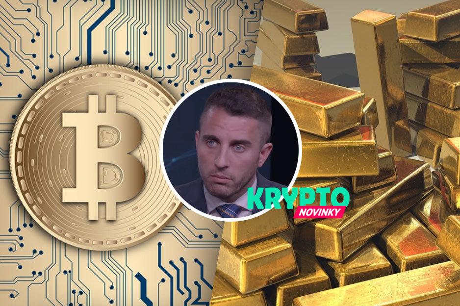 Bitcoin, zlato, pompliano