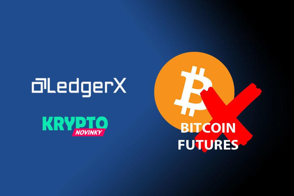 LedgerX, Bitcoin Futures