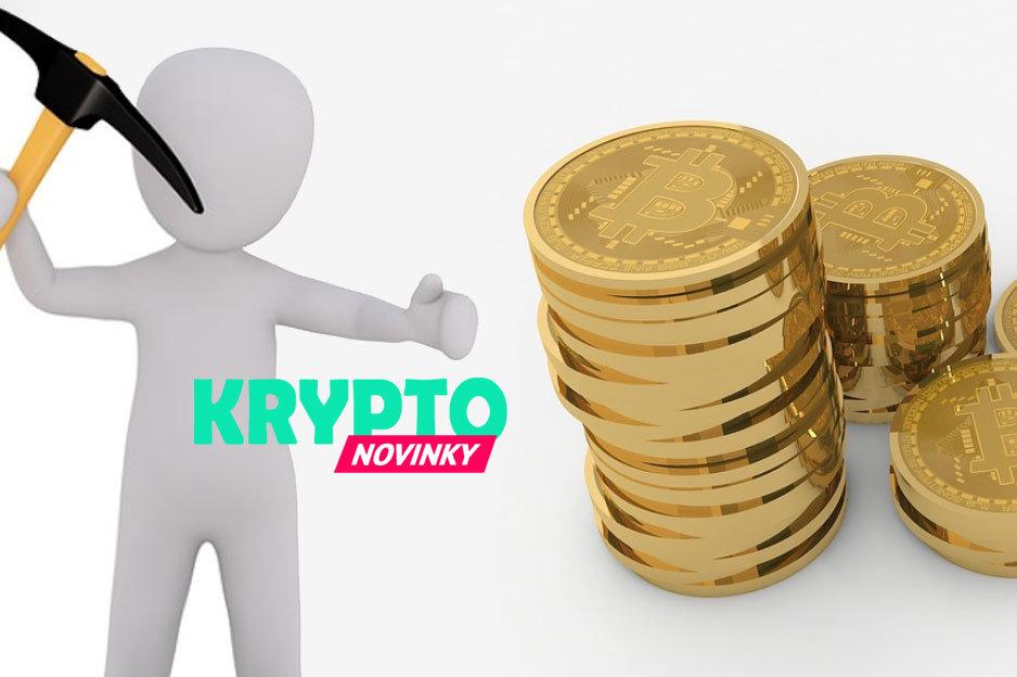 Ťažba mining bitcoin