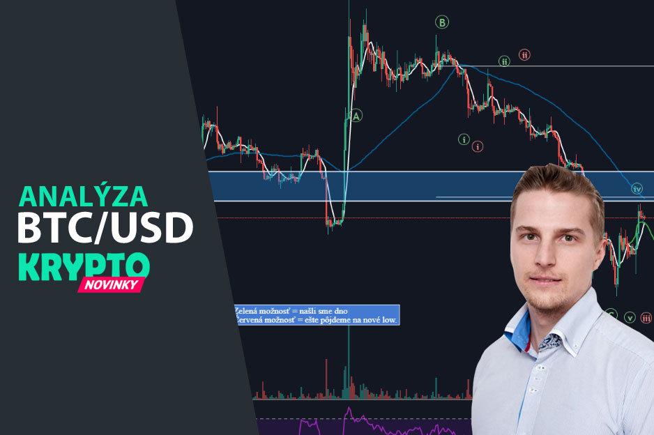 Analýza Jakub Kraľovanský Bitcoin