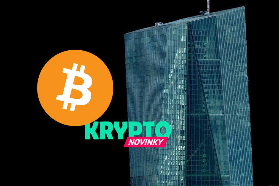 Bitcoin Európska centrálna banka