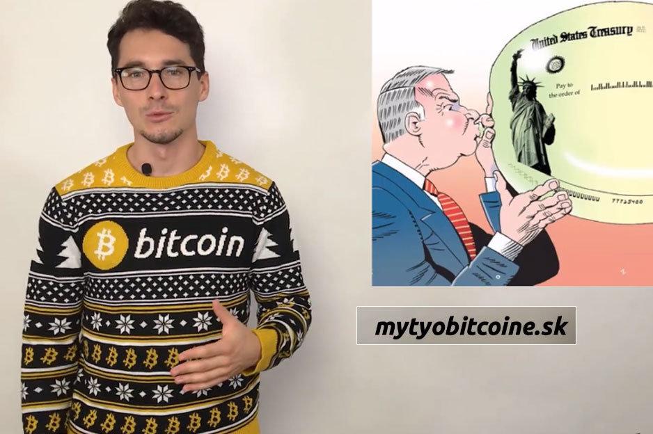 Dúšan Matúška - mýty o bitcoine