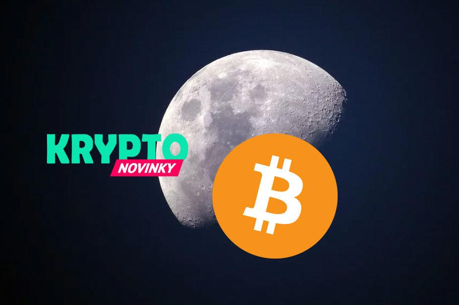 Bitcoin Mesiac