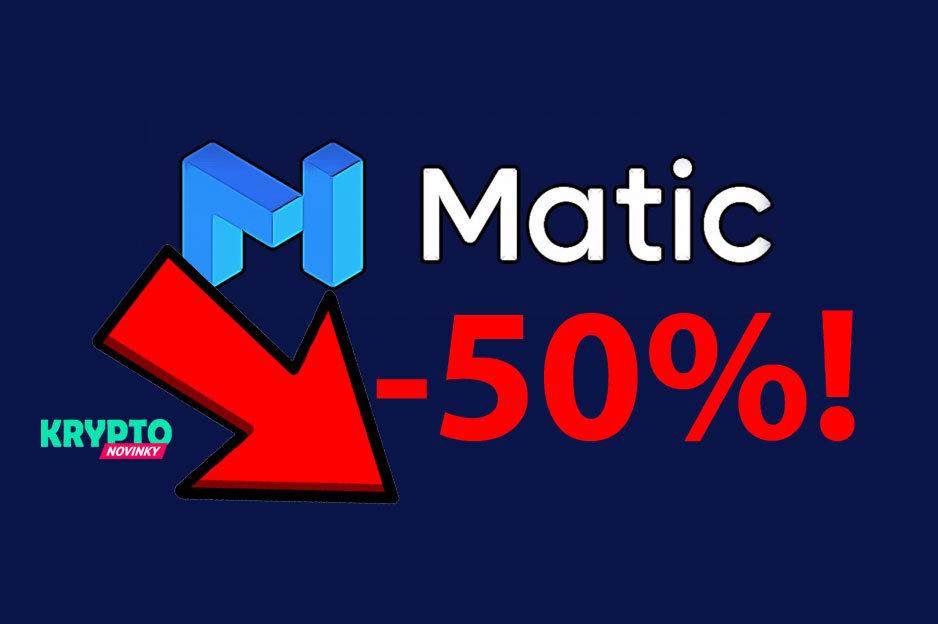 Matic prepad 50%