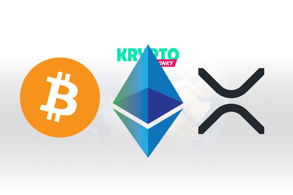 Bitcoin Ethereum XRP