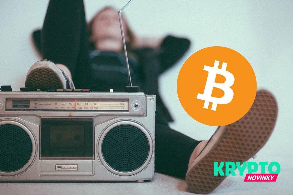Bitcoin rádio