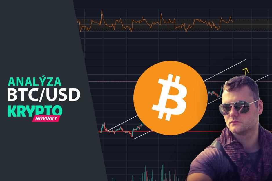Analýza Bitcoin Čuraj
