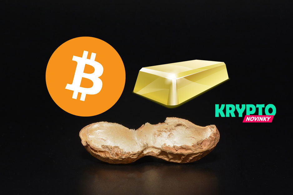 Bitcoin zlato