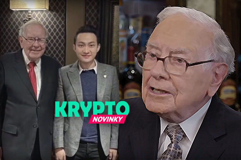 Warren Buffett, Justin Sun