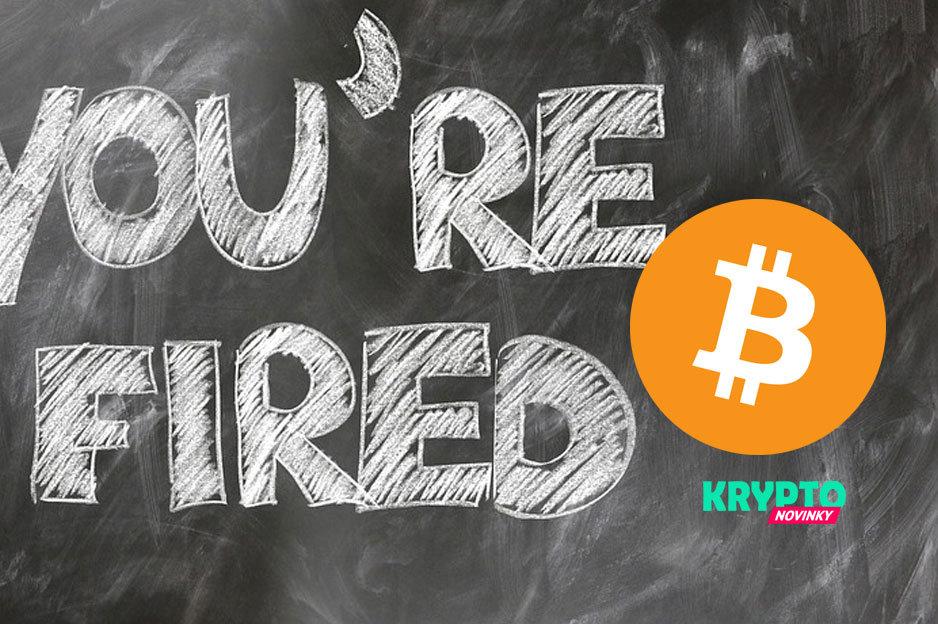 Bitcoin nezamestnanosť