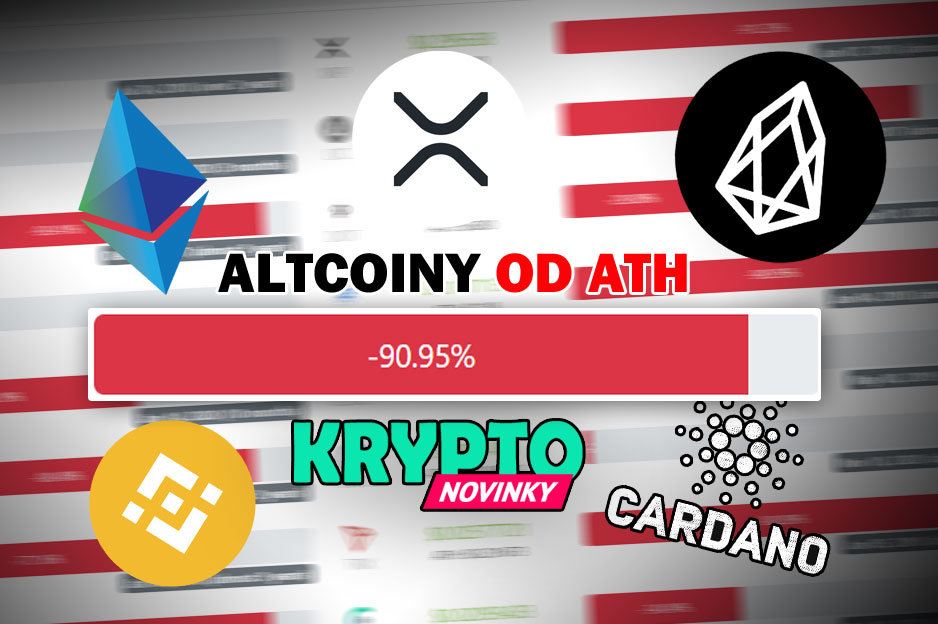 Altcoiny ATH