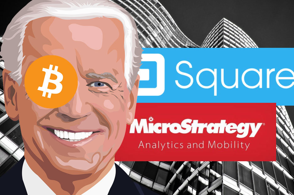 Square Microstrategy Joe Biden