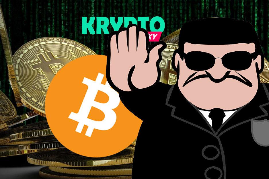 Bitcoin regulácia