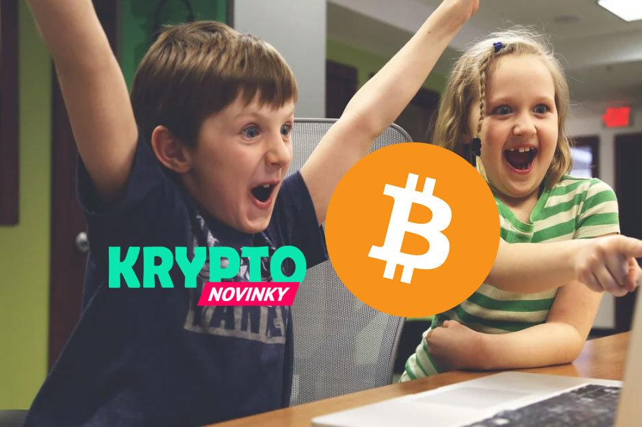 Bitcoin výhra