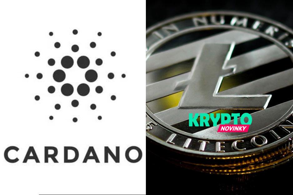 Cardano Litecoin
