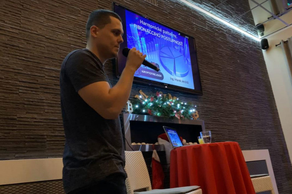 Ing. Marek Jednral, Kryptotrejder