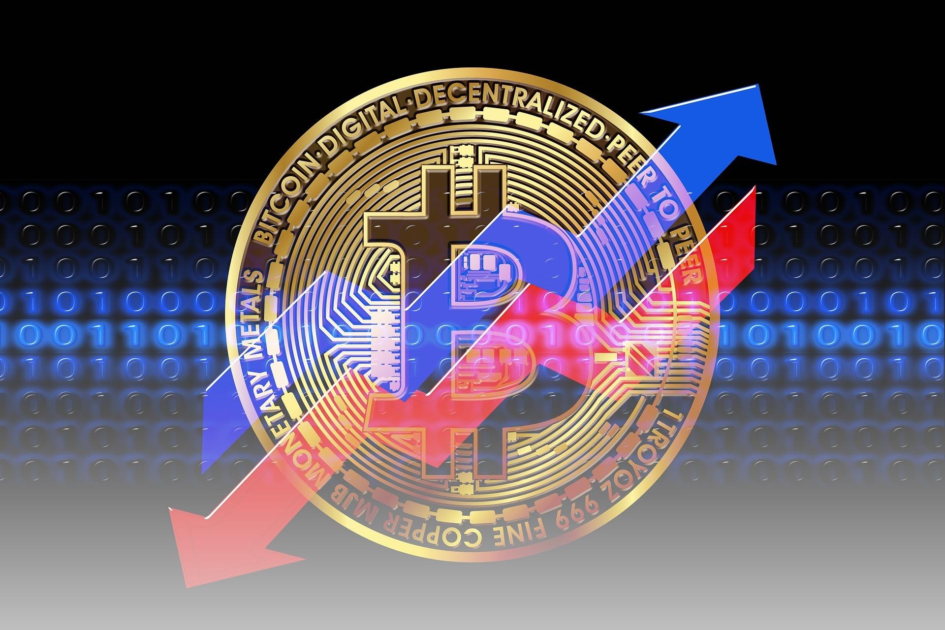 bitcoin akció